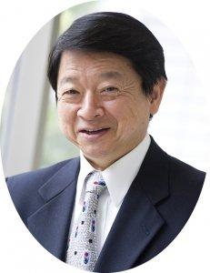 片山 善博さん(早稲田大学公共経営大学院教授)
